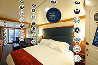 DCL Glow in the Dark Star Wars