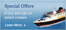 Save on Select Cruises